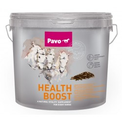 PAVO HEALTH BOOST 10 KG.